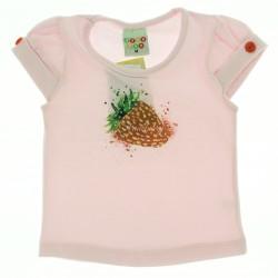 Blusa Have Fun Infantil Bebê Menina Estampa Fruta 29027