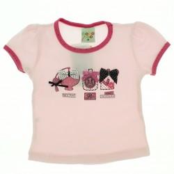 Blusa Have Fun Infatil Bebê Menina Estampa Perfumes 29024