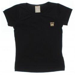 Blusa Infantil Colorittá Lisa Bordado Coroa 31603