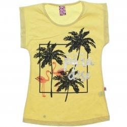 Blusa Juvenil Menina Livy Paradise Coqueiro 31789