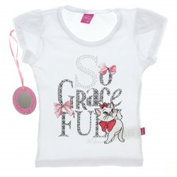 Blusa Marie Infantil Menina Gracefull Com Espelho