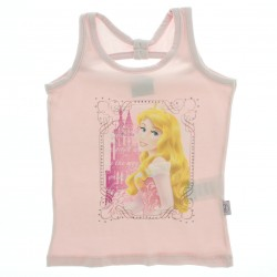Blusa Princesas Disney Infantil Menina Recorte Costas 27648