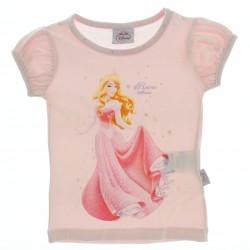 Blusa Princesas Disney Infantil Menina Strass Gola Sortida