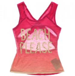 Blusa Regata Juvenil Elian Beats Beach Please 29306