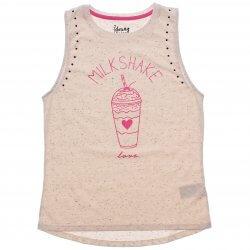 Blusa Young Class Juvenil Menina Botonê Milkshake 31610