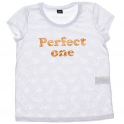 Blusa Young Class Juvenil Menina Diamantes Perfec One 31461