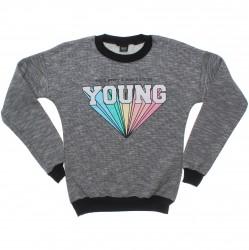 Blusão Inverno Young Class Juvenil Menina Diamante Color 30967
