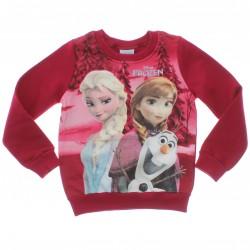 Blusão Manga Longa Frozen Disney Irmãs E Olaf 29738