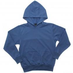 Blusão Rovitex Juvenil Menino Moletom Capuz Lisa 30995
