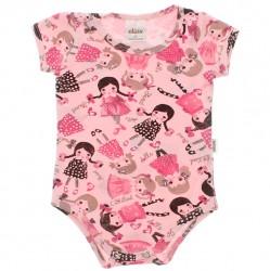 Body Bebê Elian Menina Estampas Sortidas 30088
