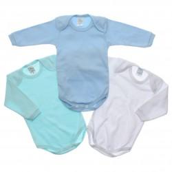 Body Kit Petutinha Bebê Menino Longo Liso - 30520