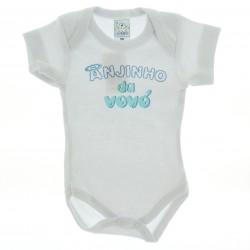 Body Petutinha Bebê Menino Frases Sortidas Vovó 29104