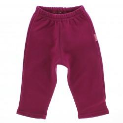 Calça de Moletom Alakazoo Infantil Menina Básica Lisa 28197