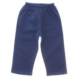 Calça de Moletom Alakazoo Infantil Menino Básica Lisa 28201