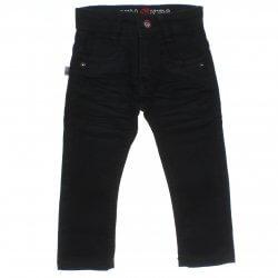 Calça Jeans Akiyoshi Infantil Menino Bigodinho e Bolsos 31383