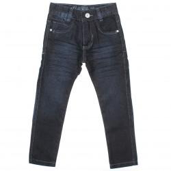 Calça Jeans Akiyoshi Infantil Menino Bigodinho Presponto 30458