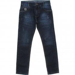 Calça Jeans Akiyoshi Infantil Menino Presponto e Puido 31396
