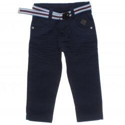 Calça Jeans Arti Colare Infantil Menino Cinto e Bolsos 31401