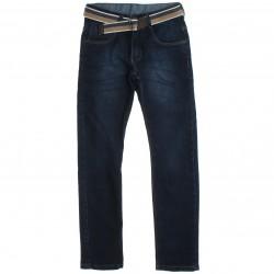 Calça Jeans Frommer Infantil Menino Presponto Cinto 31058