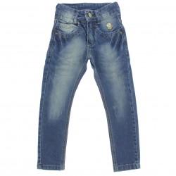 Calça Jeans Frommer Infantil Menino Recorte Bolso 29136