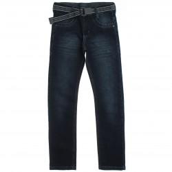 Calça Jeans Frommer Juvenil Menino Presponto Cinto 30770