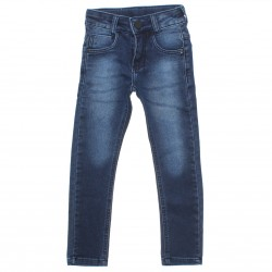 Calça Jeans Frommer Menino Presponto Aplique Metal 30517