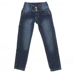 Calça Jeans Sonho de Amor Menina Bolso Traseiro Lapela 28491