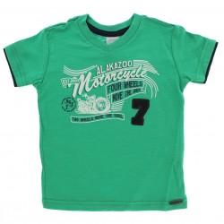 Camiseta Alakazoo Infantil Menino Estampa Motorcycle 28838