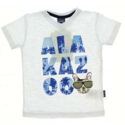 Camiseta Alakazoo Menino Estampada ALAKAZOO 28850