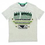 Camiseta Bad Boy Brazilian Jiu Jitsu - 22220