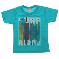 Camiseta Brandili Infantil Menino Surf Riders 31439