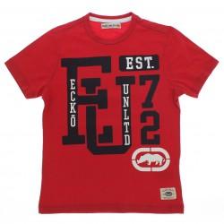 Camiseta Ecko Infantil Juvenil Menino Logo 72 - 28523