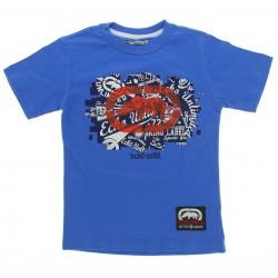 Camiseta Ecko Infantil Juvenil Menino Logo Label 28524