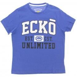 Camiseta Ecko Infantil Juvenil Pontos Brancos Sublimados 290
