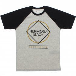 Camiseta Extreme Juvenil Menino Hermosa Beach 31568