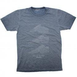 Camiseta Extreme Juvenil Menino Ondas California 31533