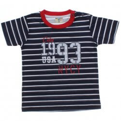 Camiseta Have Fun Bebê Infantil Listrada City 31720