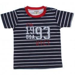 Camiseta Have Fun Bebê Infantil Listrada City 31720
