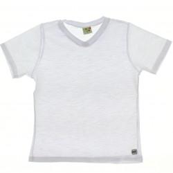 Camiseta Have Fun Infantil Menino Flam� Decote V - 27316