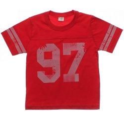 Camiseta Have Fun Infanto Juvenil Manga Listras 31710