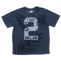 Camiseta Have Fun Infanto Juvenil Menino Time Relax 31708