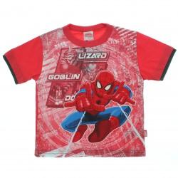 Camiseta Homem Aranha Infantil Menino Vil�es Goblin
