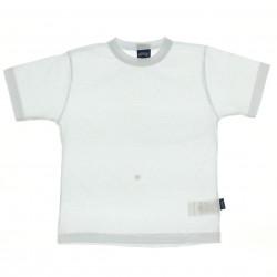 Camiseta Infantil Alakazoo Menino Básica Lisa 27604