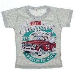 Camiseta Infantil Elian Caminhonete Some 31473