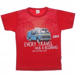 Camiseta Infantil Elian Every Travel 30801