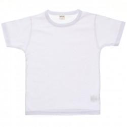 Camiseta Infantil Elian Menino Lisa Básica 30064