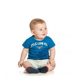 Camiseta Infantil Elian Menino Little Lion Pilot 30039