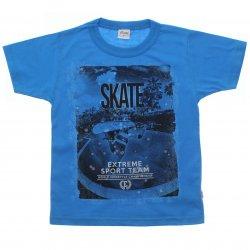Camiseta Infantil Elian Quadro Skate Extreme 31589