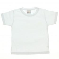 Camiseta Infantil Kaiani Menino Estampa 78 Lisa 28943