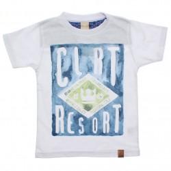 Camiseta Infantil Menino Colorittá CLRT Resort 30576